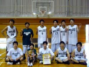 県タイトル2冠目ゲット!