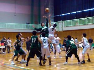 ジャンプボール #14片山