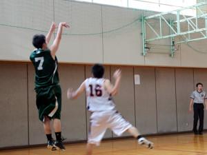 ジャンプショット #7池田(哲)