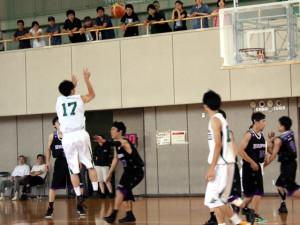 ジャンプショット #17池田晋