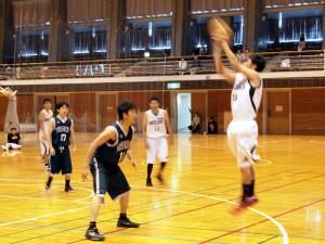 決勝ではチームをけん引する活躍! #9矢島