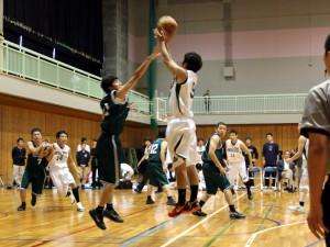 ジャンプショット #9矢島