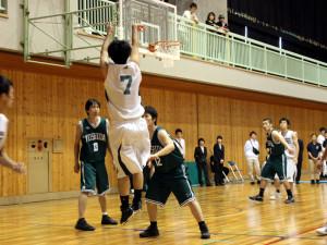 ジャンプショット #7池田哲