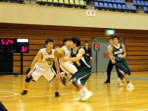 地元福井でキレのあるプレーを披露 #15見谷